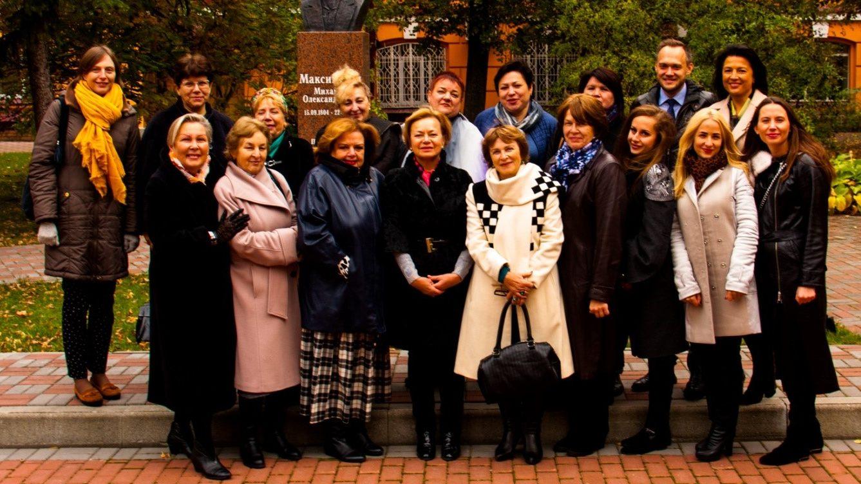 Кафедра іноземних мов історичного та філософського факультетів